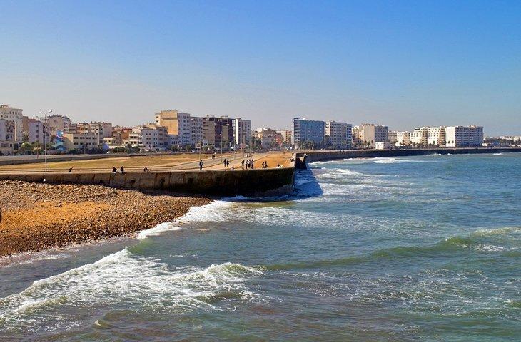 كورنيش الدار البيضاء