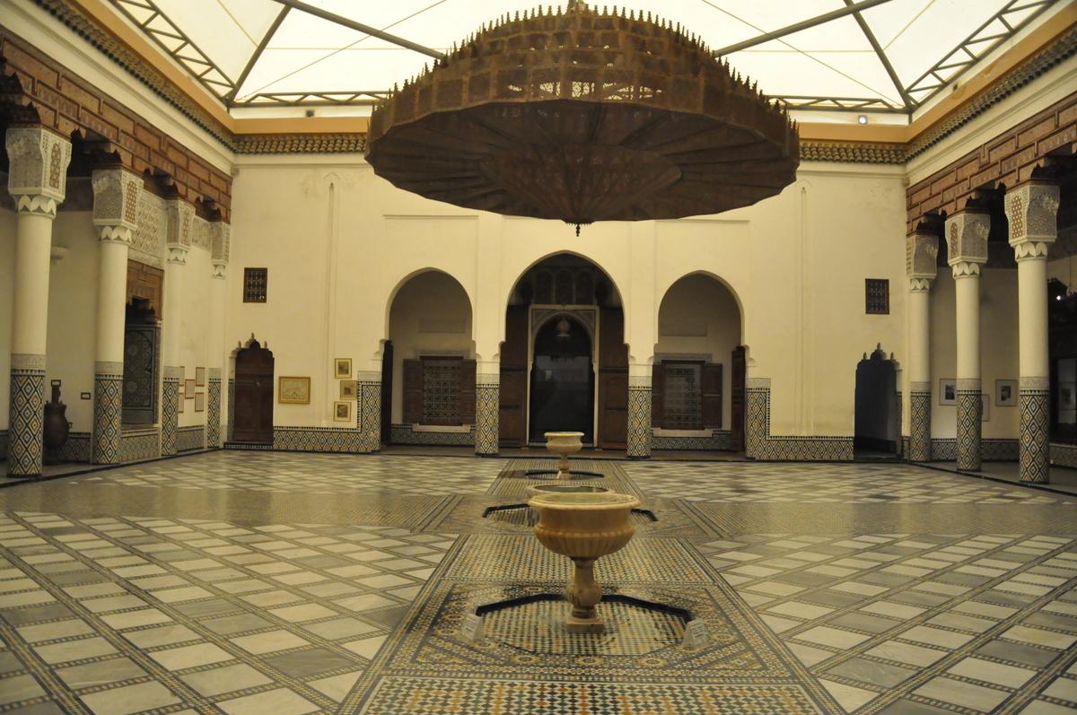 متاحف مراكش