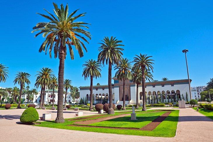 ساحة محمد الخامس